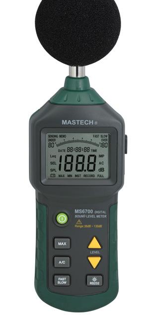 MS6700 数字声级计