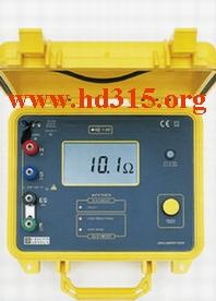 数字式接地电阻测试仪/土壤电阻率测试仪/土壤电阻率
