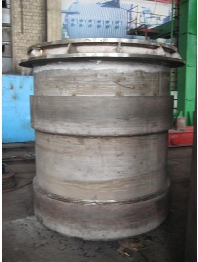 组焊件和结构件的加工