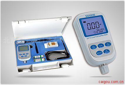 便携式电导率/TDS/盐度/电阻率仪/多参数水质检测仪/水质分析仪/水质检测仪
