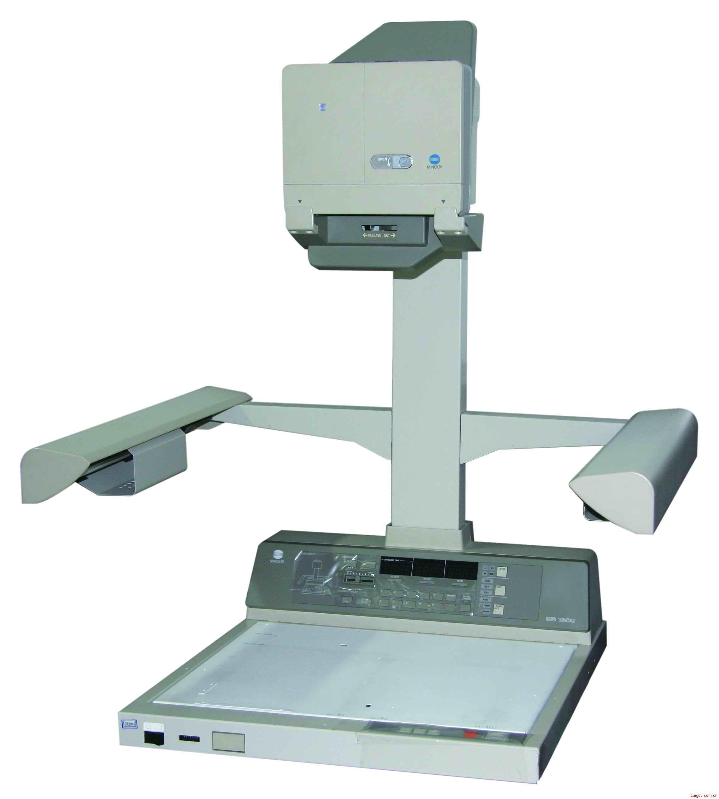柯尼卡美能達DR1600 —16mm縮微拍攝機