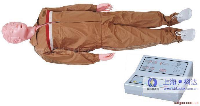 心肺复苏模拟人  模拟人