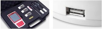 Bante220携带型pH/mV计