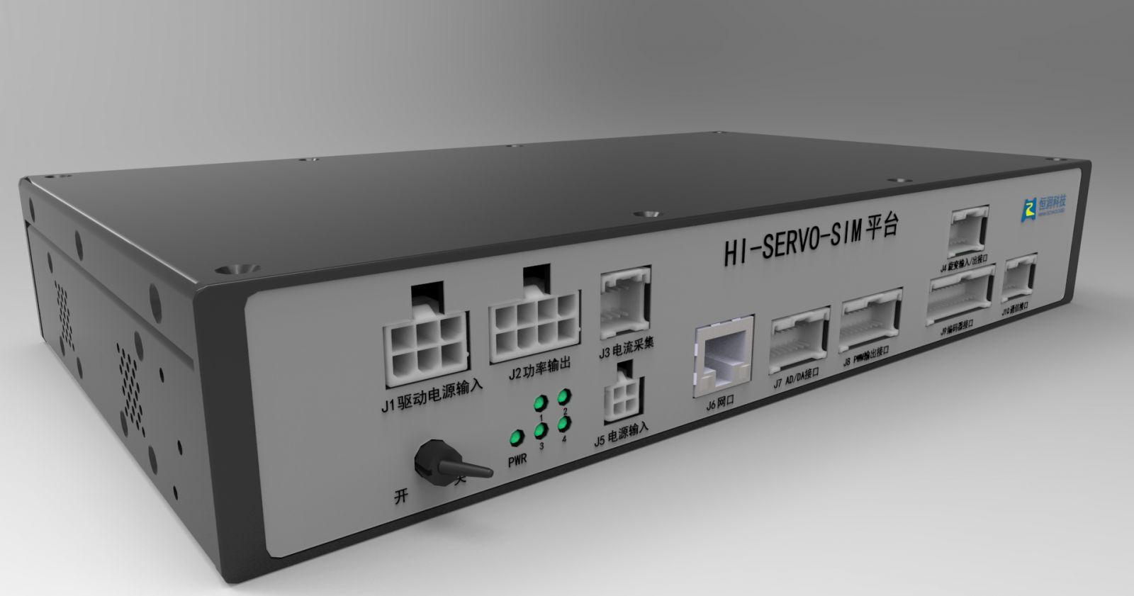 伺服系统开发助手HI-SERVO-SIM测试平台