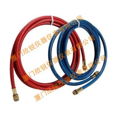 美国罗宾耐尔34722冷媒管子加液管子高低压冷媒管红色蓝色加注管