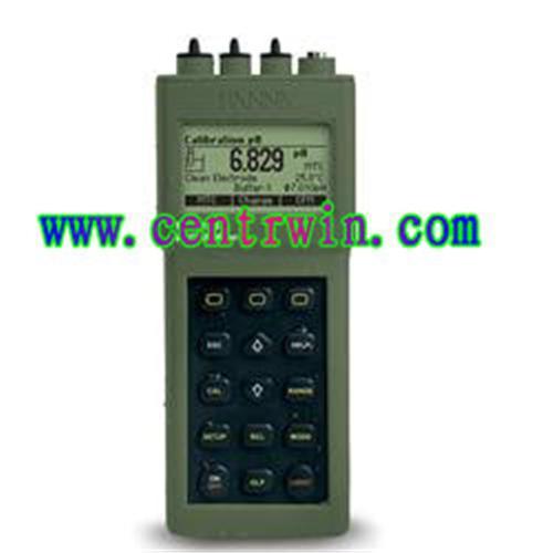 高精度pH测定仪/ORP测定仪/温度测定仪(防水型)意大利 型号:CEN/HI98183