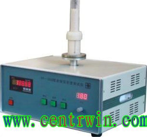 振实密度测试仪/振实密度仪 型号:LCPF-100B
