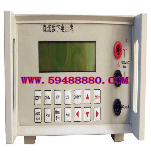 直流数字电压表/数显电压表 型号:EZV01/YB-1
