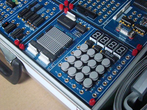 DICE-2008PCI-B 32位微机原理综合实验仪