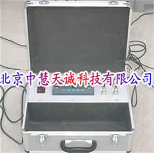 便携式挠度测试仪/轴重仪 型号:ZNWT-I
