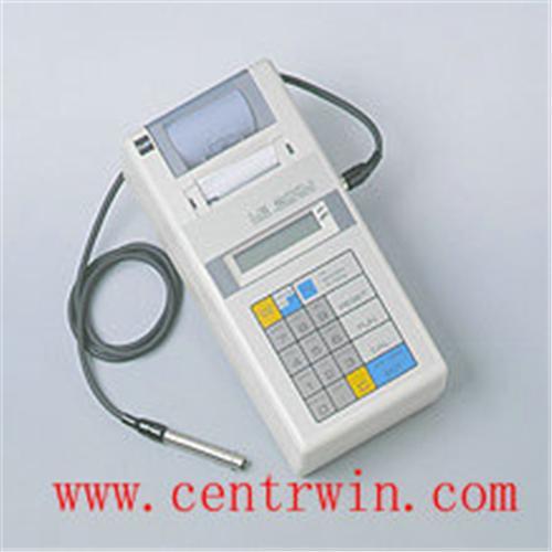 电磁式薄膜测厚仪/膜厚计 日本 型号:WBLE-200J