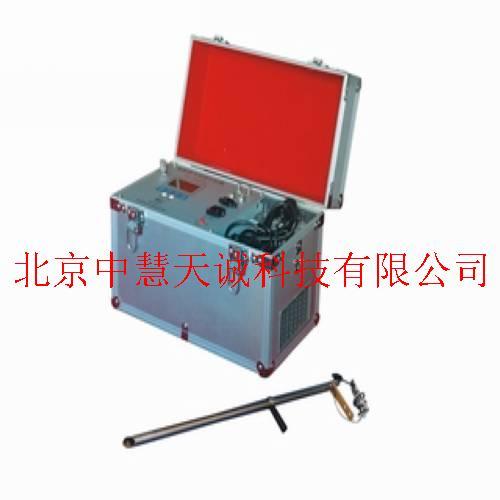 智能烟气采样仪/智能烟气测定仪/烟气分析仪 型号:YJE/STH-600A