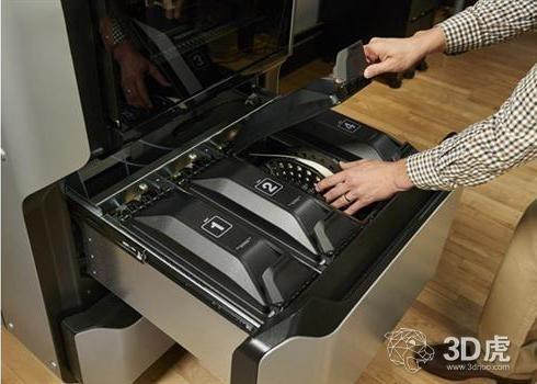 "Stratasys""曝光""最新办公系列3D打印机"