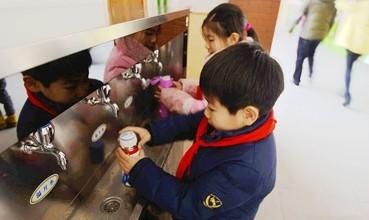 中小学校园饮水装置将有标准可依
