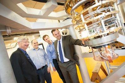 英特尔携手QuTech成功测试新型17量子位超导计算芯片