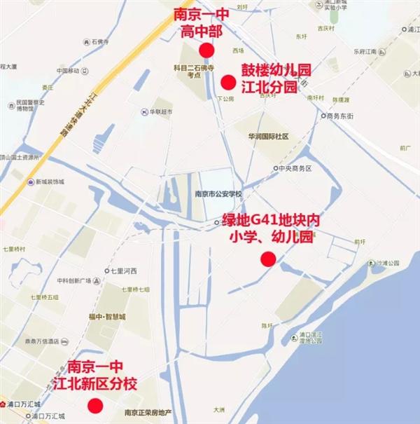 深度解密江北中小学 名校格局已悄然改变