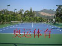 柏士壁Plexipave網球場工程