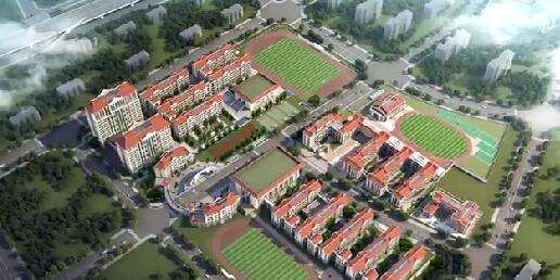 """集美亭北学校将开建:从幼儿园到初高中""""一站式""""配套"""