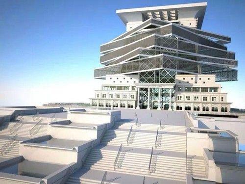 西亚斯图书馆引入3D打印 科技感十足