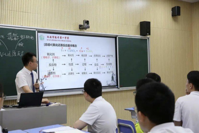 深化教育信息化2.0,华硕弘道P1550助力西安市经开第一中学老师开展趣味课堂