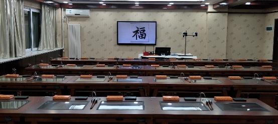 華文眾合助人大附中借助信息技術解決書法教育的難題